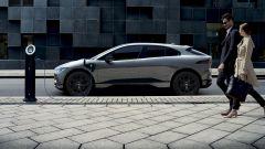 Jaguar I-Pace: visuale laterale