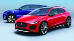 Jaguar, in futuro un mini-Suv e un mini-Suv coupé