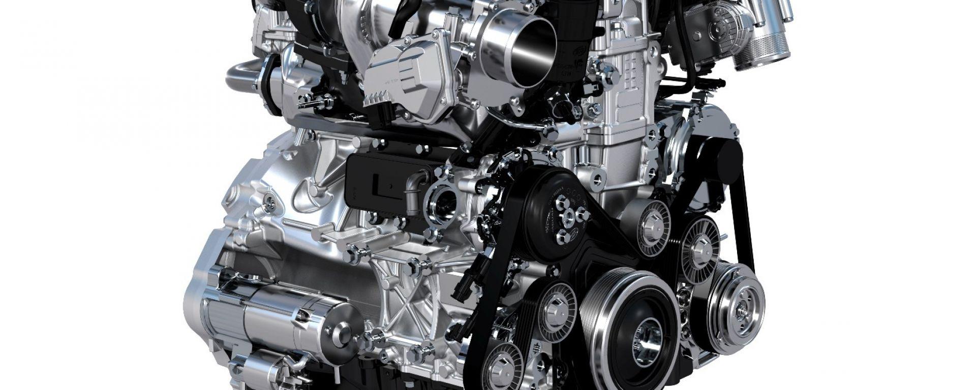 Jaguar Land Rover Ingenium