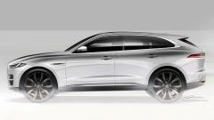 Jaguar J-Pace: ecco come sarà il suv Jaguar anti Porsche Cayenne
