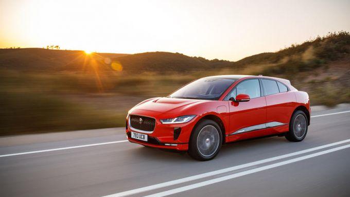 Jaguar J-pace: il SUV i-Pace che da ispirazione allo stile della più grande J-Pace