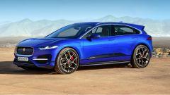 Jaguar J Pace: interpretazione del nuovo SUV elettrico di qualche tempo fa. Sarà fatto così?