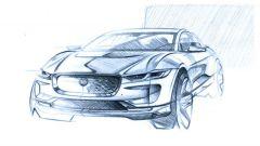 Jaguar J Pace: prende ispirazione dai tratti della i-Pace