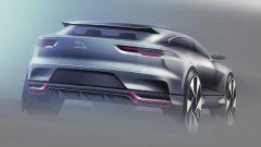 Jaguar J Pace: si posizionerà al vertice della gamma SUV inglese