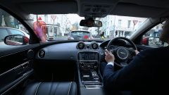 Jaguar Land Rover 360 Virtual Urban Windscreen - Immagine: 1