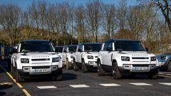 Jaguar Land Rover: fra i modelli in attesa della partenza anche il nuovo Defender