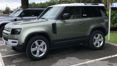 Jaguar Land Rover gamma elettrificata: il Defender 90 3.0 6 cilindri da 400 CV della nostra prova