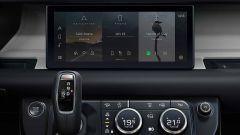 Jaguar Land Rover gamma elettrificata: il sistema infotainment PiviPro a bordo della gamma JLR