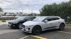 Jaguar Land Rover gamma elettrificata: il SUV 100% elettrico i-Pace