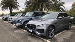 Jaguar Land Rover gamma elettrificata: la gamma pronta per il test drive