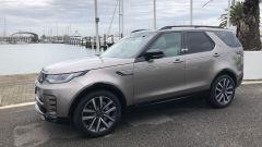 Jaguar Land Rover gamma elettrificata: una Land Rover Discovery