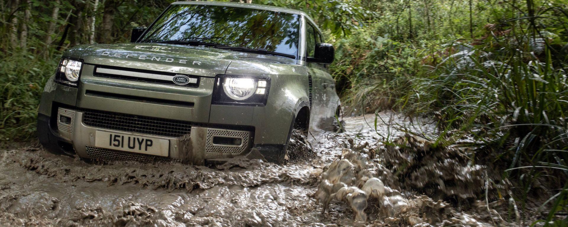 Jaguar Land Rover: le auto del futuro saranno costruite con materiali di derivano aerospaziale