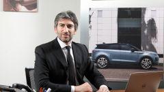 Jaguar Land Rover: Fabio Romano direttore generale marketing e pr