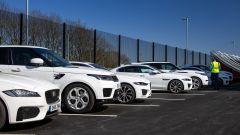 Jaguar Land Rover: si rafforza la collaborazione con Croce Rossa