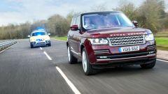 Jaguar-Land Rover: test su strada per le tecnologie del futuro - Immagine: 1