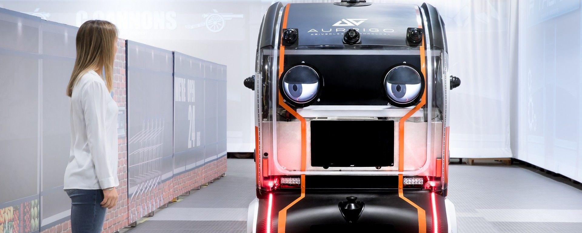 Jaguar Land Rover testa l'auto che comunica con lo sguardo