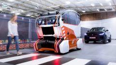 Jaguar Land Rover Virtual Eye Pod: ti guardo, puoi attraversare