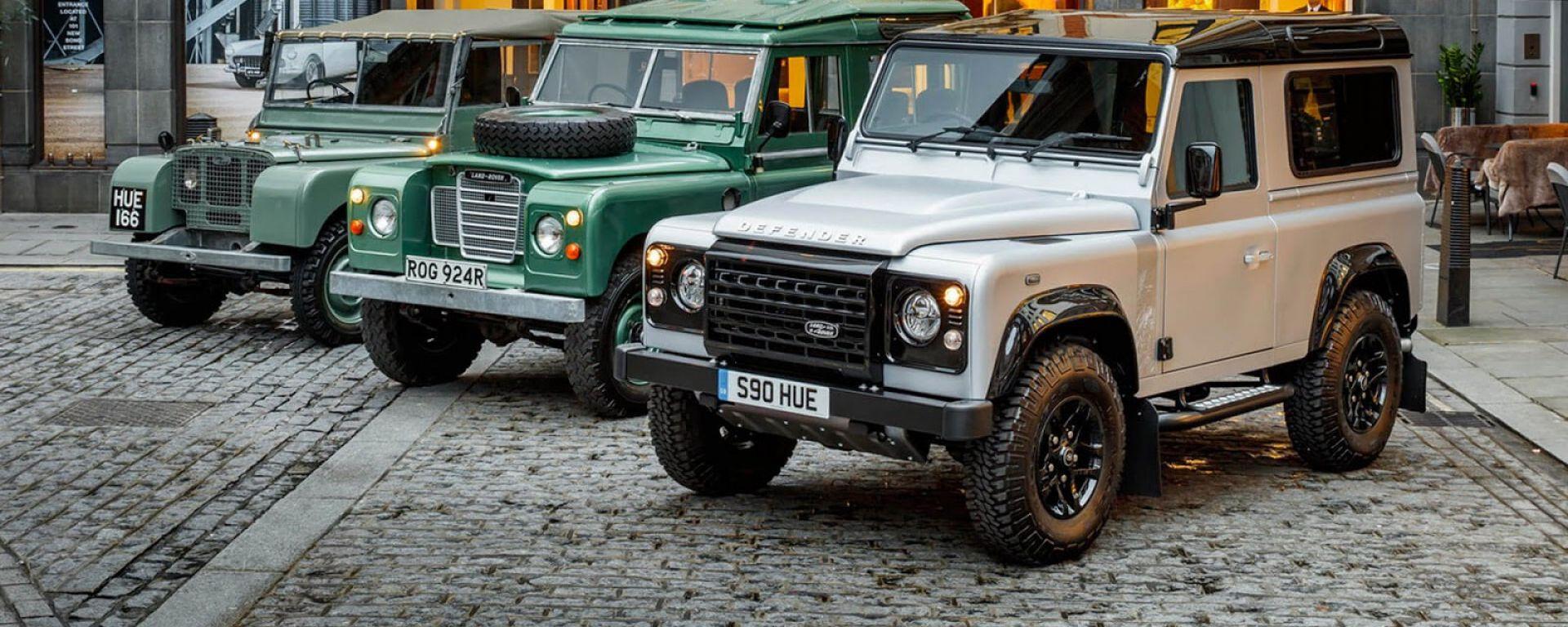 Jaguar Land Rover vs. Ineos Group: il 4x4 Grenadier non è una fotocopia del Defender