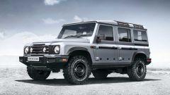 Jaguar Land Rover vs. Ineos Group: il 4x4 Ineos non copia quello Land Rover
