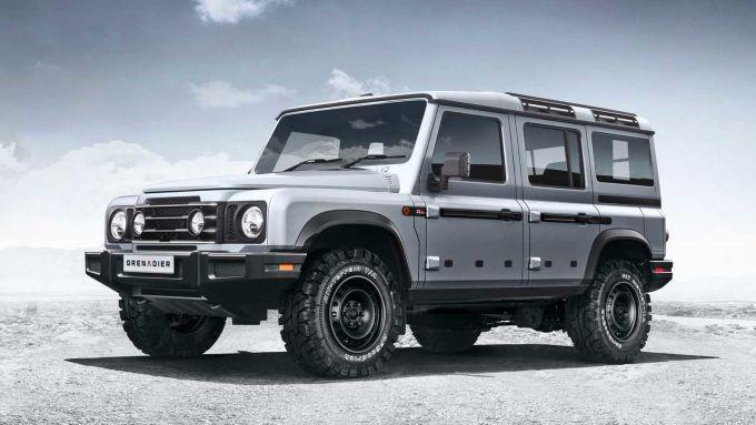 Jaguar Land Rover vs. Ineos Group: il Grenadier visto da vicino