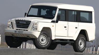 Jaguar Land Rover vs. Ineos Group: l'italiano Iveco Massif è molto simile al Defender