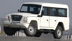 Jaguar Land Rover vs. Ineos Group: l'Iveco Massif è simile nelle forme al Defender ma deriva dalla Campagnola