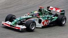 ... Jaguar nel 2000 e fino al 2004, quando poi subentra la...