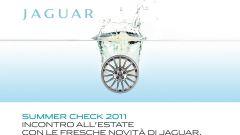 Summer Check 2011 per l'usato Jaguar - Immagine: 2