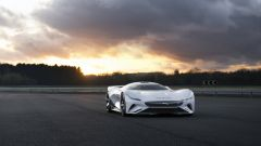 Jaguar GT SV: il video