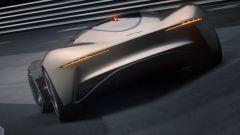 Jaguar Vision Gran Turismo: visuale posteriore