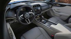 Jaguar XE 2021: la plancia