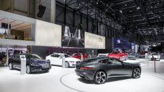 Jaguar XE: il video dallo stand - Immagine: 2