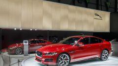 Jaguar XE: il video dallo stand - Immagine: 1