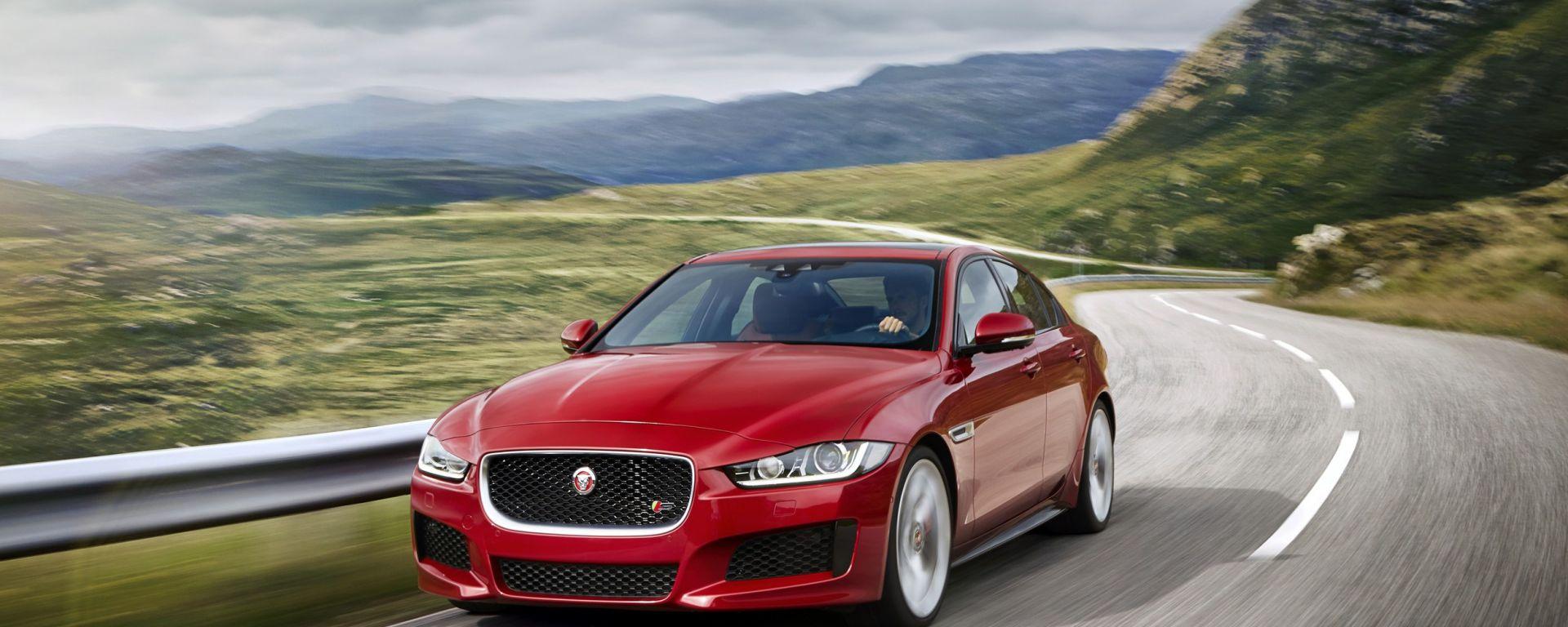 Jaguar XE: le soluzioni fleet&business
