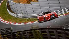 Jaguar XE SV Project 8 batte la Giulia Quadrifoglio al 'Ring - Immagine: 1