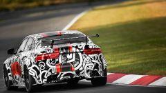 Jaguar XE SV Project 8 tra i cordoli