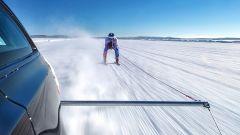 Jaguar XF Sportbrake: prestazioni da Record sul ghiaccio - Immagine: 3