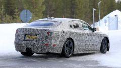 Jaguar XJ: 3/4 posteriore
