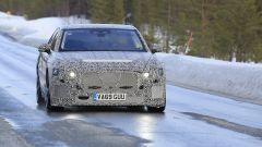 Jaguar XJ: frontale