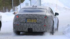 Jaguar XJ: il posteriore