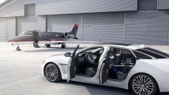 Jaguar XJ Ultimate, immagini e video - Immagine: 9