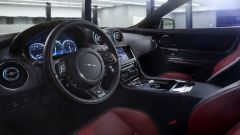 Jaguar XJR 2013, nuove foto e video - Immagine: 24