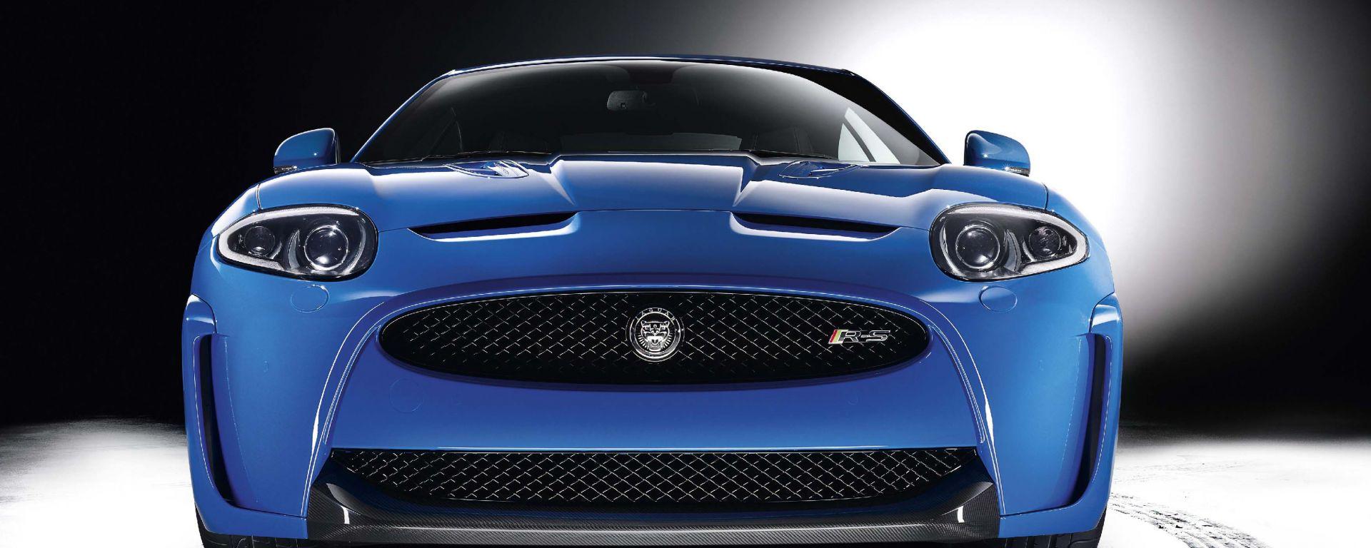 Jaguar XKR-S: le nuove immagini in HD