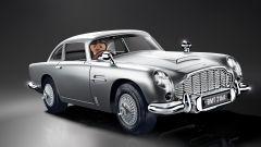 James Bond Aston Martin DB5 Goldfinger Edition Playmobil