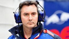 F1 2018, La McLaren annuncia l'ingaggio di James Key, ma la Toro Rosso smentisce