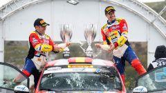 Jan Solans e Mauro Barreiro - campioni del mondo junior Wrc 2019