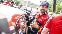 Janne Ferm - Citroen Total World Rally Team