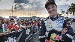 Jari-Matti Latvala Rally Sardegna
