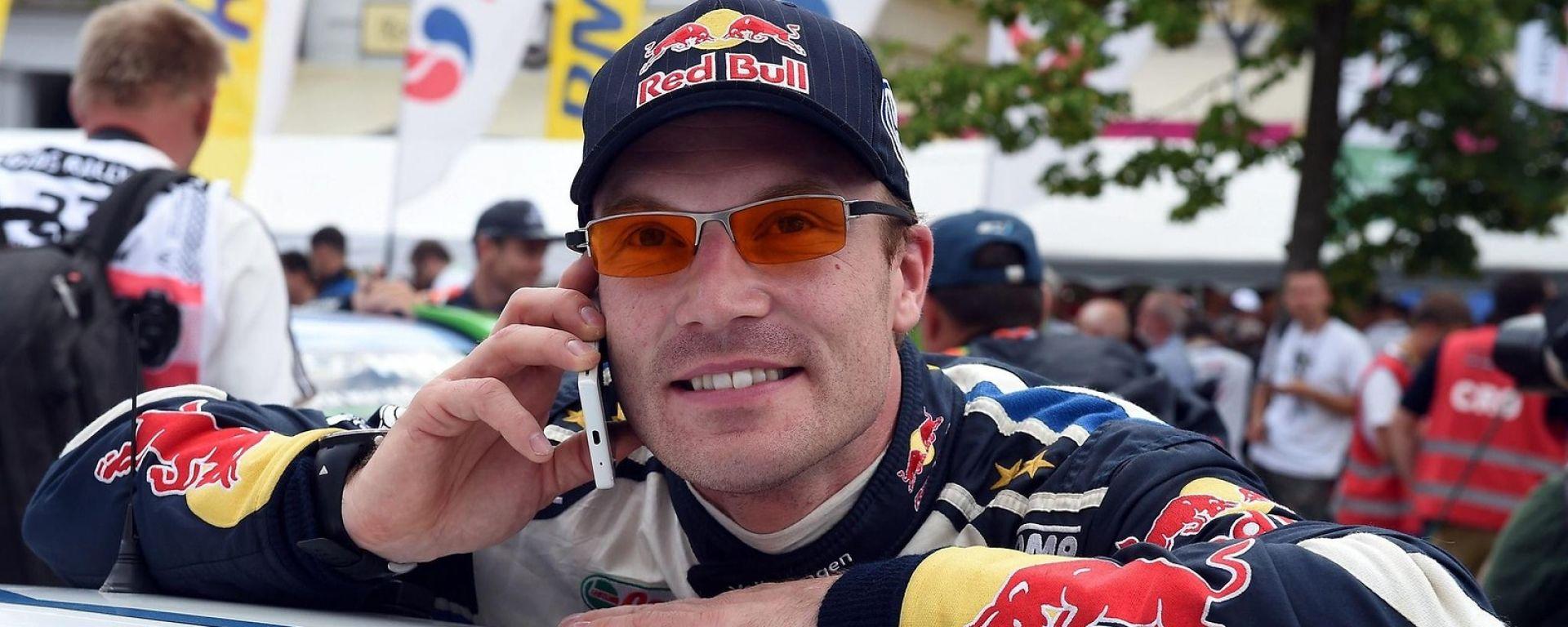 Jari Matti Latvala - Team Toyota Gazoo