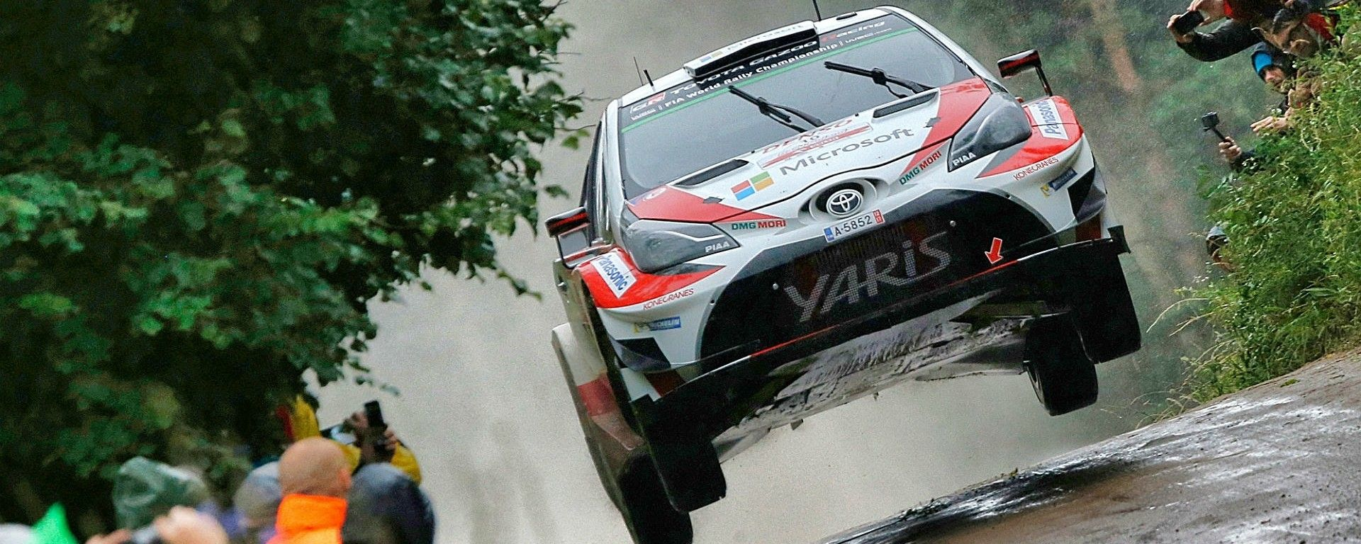 Jari Matti Latvala - Toyota Yaris